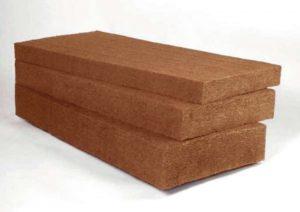 Groupe Eco conseil Energie, isolation fibre de bois